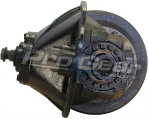 Rebuilt Spicer differential