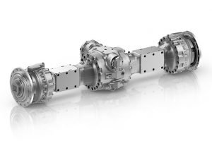 Rebuilt ZF Differentials